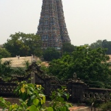Meenakshi Temple - Madurai - photo - Karen Anderson