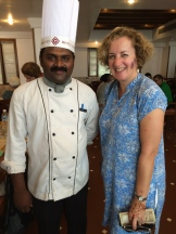 South India lunch stop - photo - JoJo Brooks