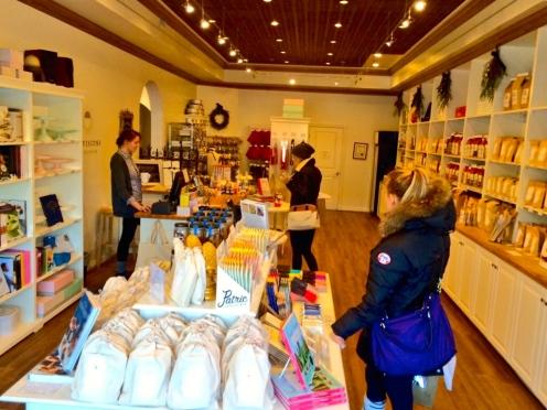 The Duchess Bakeshop's baking supply store - photo - Karen Anderson