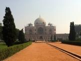 Humayun's Tomb - Delhi - photo - Karen Anderson