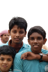 Indian school boys - photo credit - Karen Anderson