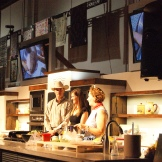 appearing at the Stampede Kitchen local food showcase - photo - Karen Anderson