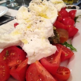 tomatoes and cheese - any way you slice them - photo - Karen Anderson