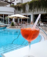 Aperaol Spritz equals Italy for me - photo - Karen Anderson