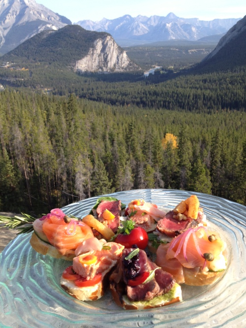 Alberta is a great place to eat - photo - Karen Anderson