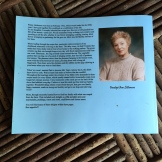 Family photo book - back side - photo Karen Anderson