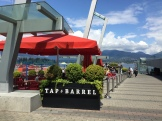 Tap and Barrel - quick and easy and location, location, location - photo - Karen Anderson