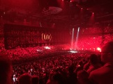 Seeing U2 on the premiere of their World Tour in Vancouver - photo - Karen Anderson