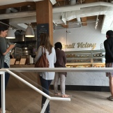 Small Victory Bakery in Yaletown Vancouver - photo - Karen Anderson
