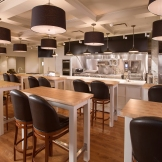 Teaching Kitchen at The Canadian Beef Centre of Excellence - photo courtesy of the centre