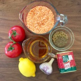 everything you need to make hummus - photo - Karen Anderson