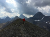 Tent Ridge Hike, Alberta Rocky Mountains - photo - Karen Anderson