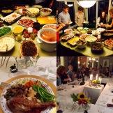 A Feast made by Friends - photos - Karen Anderson