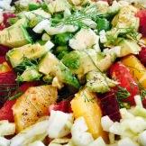 Citrus Bowl Salad - photo - Karen Anderson