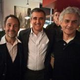 Luca San Just, Giovanni Manetti and Roberto Voerzio - photo credit - Karen Anderson
