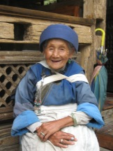 Chinese Elder - photo credit - Karen Anderson