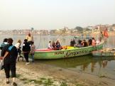 East Bank Ganges - photo credit - Karen Anderson @savouritall