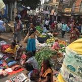 market in Varanasi - photo credit - Karen Anderson