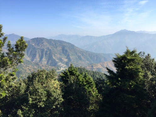 Himalayan Range - photo credit - Karen Anderson