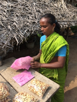 cashew seller in tamilnadu - photo credit - Karen Anderson @savouritall