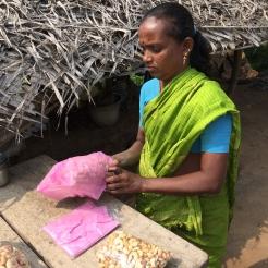 cashew seller in tamilnadu - photo credit - Karen Anderson @savouritall