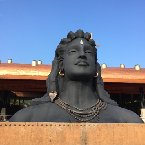 adiyogi - Isha Yoga Centre in Coimbatore Tamilnadu, India - @savouritall