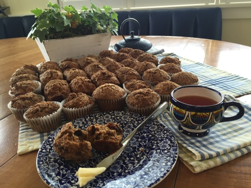 Best Bran Muffins - photo credit - Karen Anderson - @savouritall