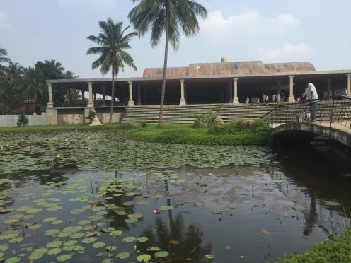 ISHA yoga centre - Coimbatore, India
