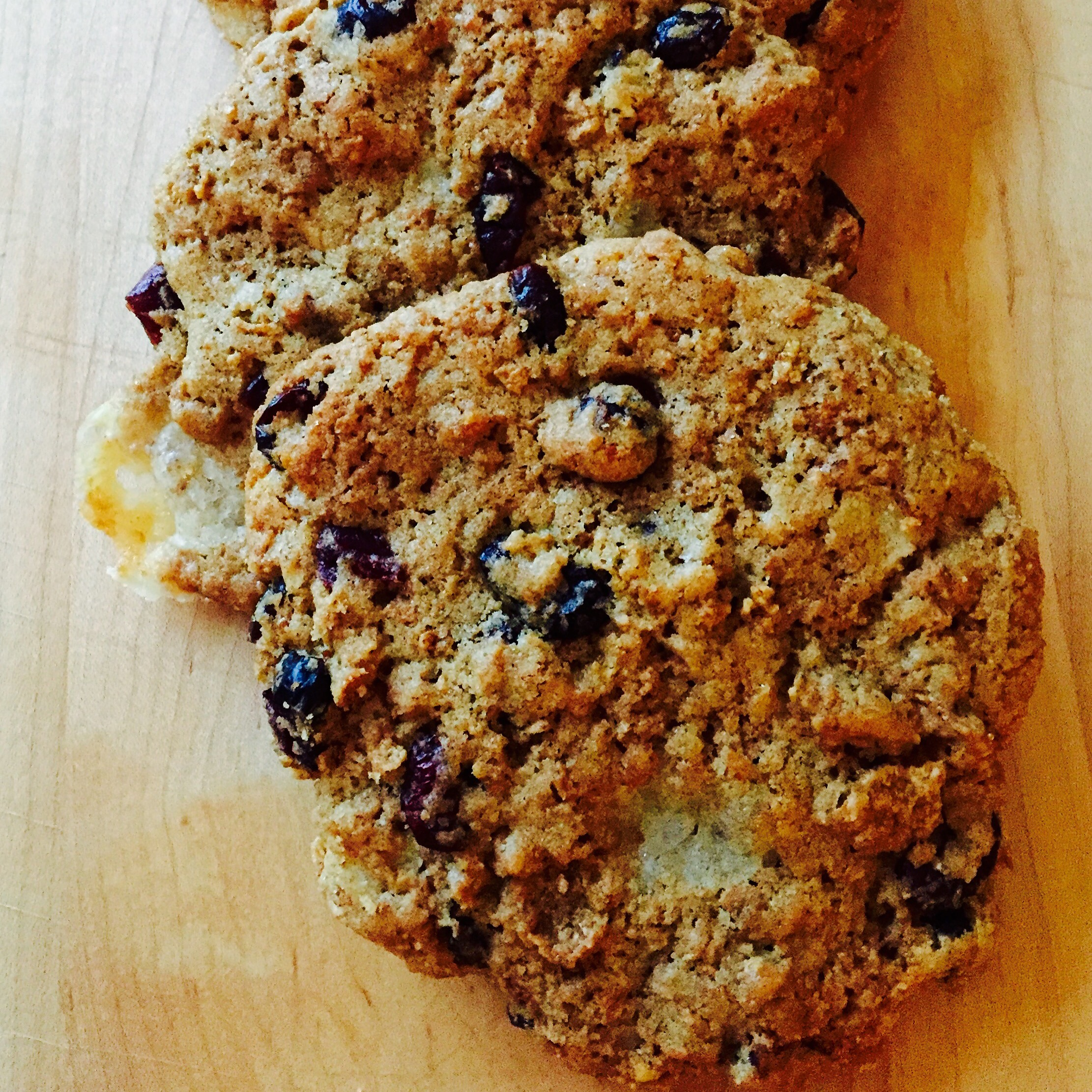 breakfast buddy cookies - photo credit - Karen Anderson - Savour It All Blog