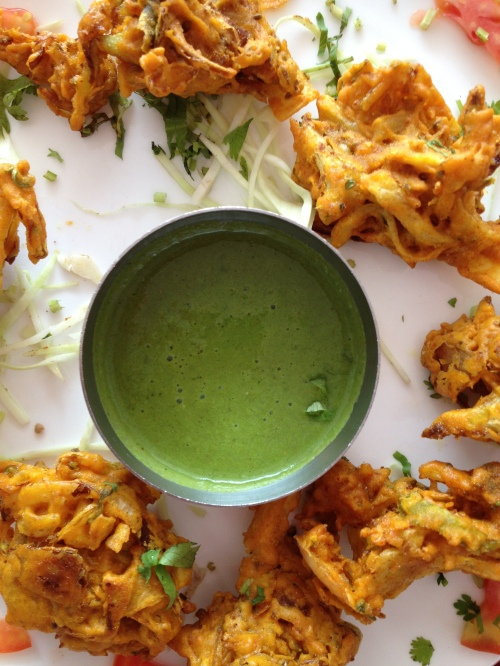 Zucchini fritters - photo credit - Karen Anderson - Savour it all blog