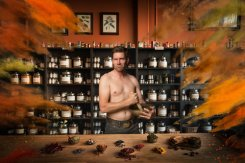 Colin Leach - The Silk Road Spice Merchant
