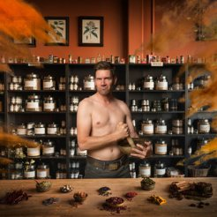 Colin Leach - The Silk Road Spice Merchant