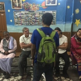 Salaam Balaak Trust - New Delhi - Savour It All blog - Karen Anderson