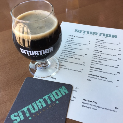 Edmonton Food Tours - Situation Brewing - Alberta Food Tours, Inc.