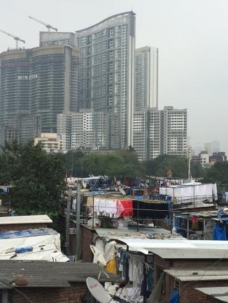 laundry slum Mumbai - photo by Karen Anderson