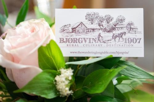 Bjorgvin 1907 restaurant logo