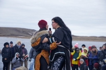Inuit Throat Singers