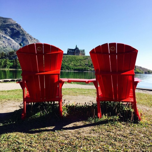 Waterton and the Prince of Wales Hotel