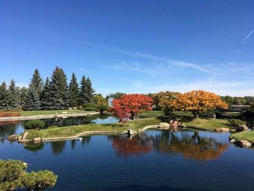 Nikka Yukko Japanese Garden