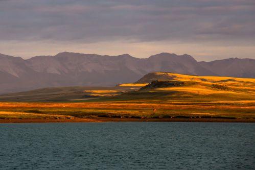 old man reservoir - photo by Neil Zeller photography