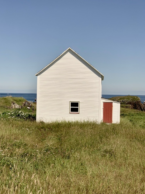 Newfoundland building - photo by Karen Anderson