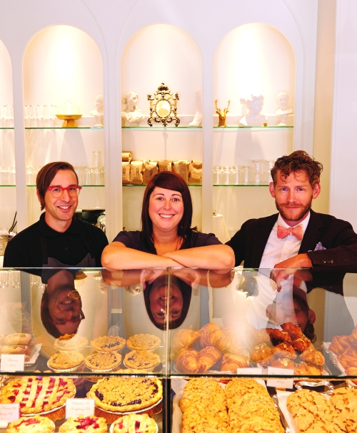Duchess Owners - photo courtesy of Duchess Bake Shop and Provisions
