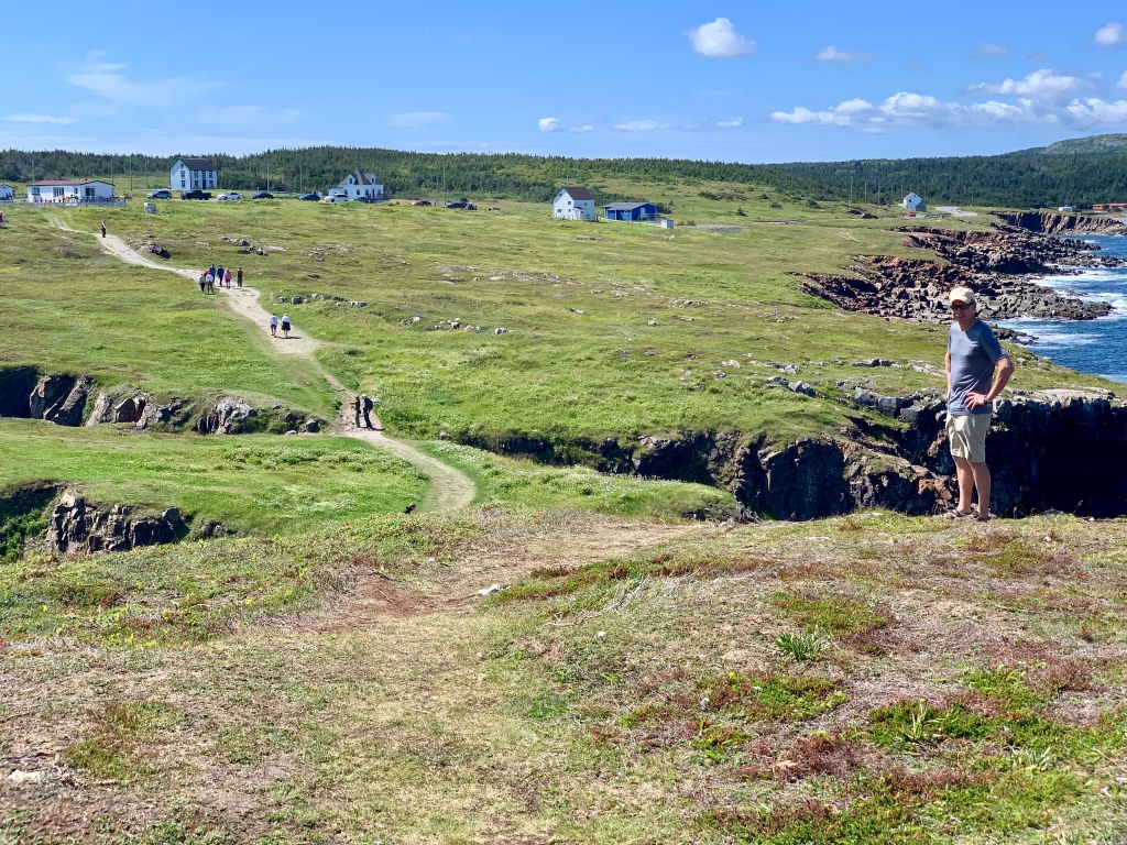 Bird Island Trail, Elliston, NL